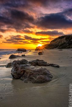amaz sunset, beaches california, photographi du, sunris, natur, beauti, blog, place, newport beach california