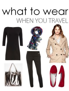 When you're traveling, it's best to wear clothes that are both comfortable and stylish, because you never know where you'll go or who you'll meet on your journey. ESP. When traveling to NY ;) Fashion, Style Favorit, Travel Cloth, Dress, Travel Basic, Ny Trip, Best Traveling Outfits, Stylish Travel, Travel Outfits