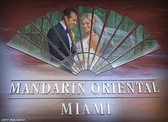 Mandarin Oriental Miami #Wedding