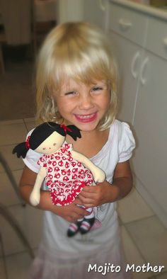 Sadie Doll: The most precious doll for little girls