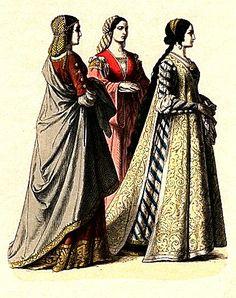 First Half of the Fifteenth Century  Florentine Noblewomen