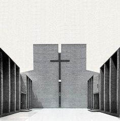 Reformed church, Gunnar Asplund, 1929-1931