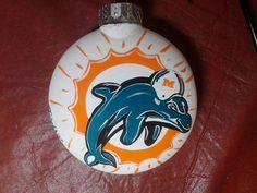 Dolphin by howsheseesitecwood on Etsy, $9.00