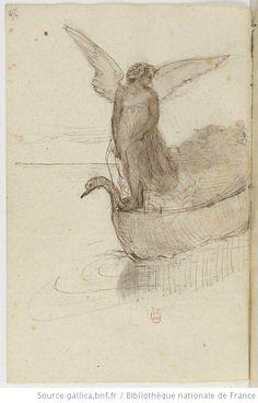 Carnet 25 : [carnet de dessins] / Edgar Degas - 72
