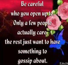 be careful of the fake people