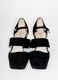 vintage chanel mary jane { love }