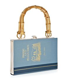 favorite book into bag