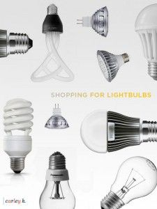 Cheat Sheet: Shopping for the New Bulbs