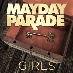 "Mayday Parade ""Girls"" Release Date, Artwork - TravisFaulk.com"