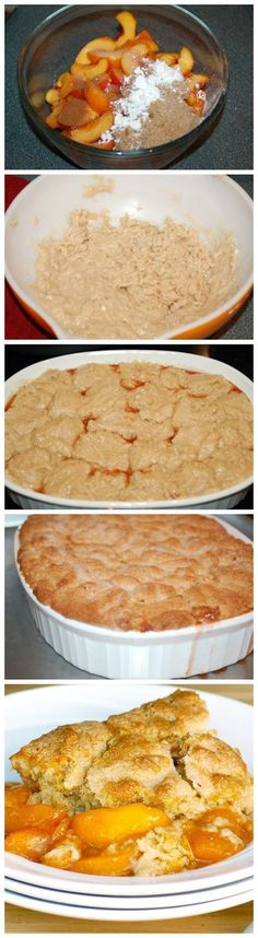 The Best Ever Southern Peach Cobbler