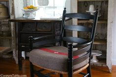 Cooper's Table » DIY  How to use SWISS ARMY BLANKETS!