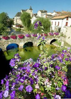 Poitou- Charente, France