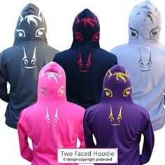 Awesome horse hoodies!