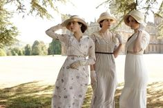 The Amazing Costumes of Downton Abbey Travel to the U.S.