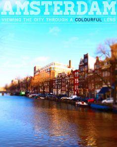 Amsterdam via brightbazaar.blogspot.com
