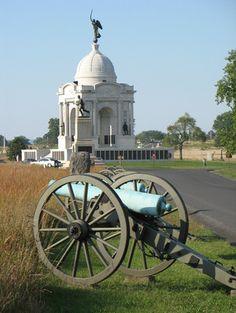 Gettysburg National Military Park | Gettysburg National Military Park : Macaroni Kid