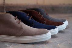 Universal Works The Bumper Boots Autumn/Winter 2013 | SAMUEL JING