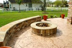 Project of the Month: April 2014 - transitional - patio - houston - Texas Custom Patios