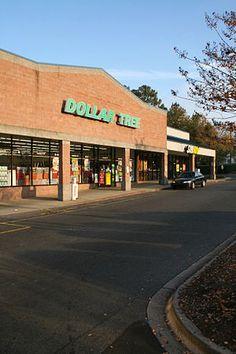 Dollar Store Craft Shopping List