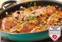 Campbell's Santa Fe Chicken Saute Recipe