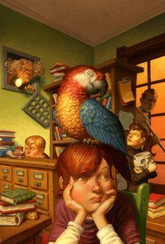 Illustration by Peter Ferguson