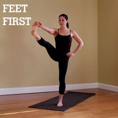 Best Foot Forward: A Yoga Sequence For Stronger Feet