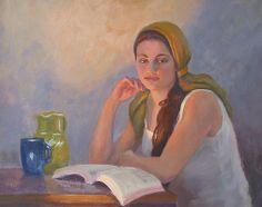 Salon International - Wistful Thoughts - by Daniel Arredondo