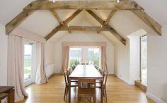 Barn Home Conversion!