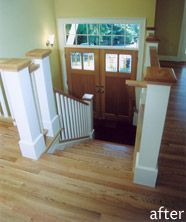 decorating a bi level home excellent split foyer entry remodel this