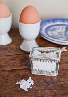 Sophisticated Palate Salt Cellar - Silver, French / Victorian