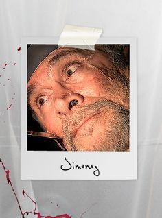 Santos Jimenez - Dexter S2
