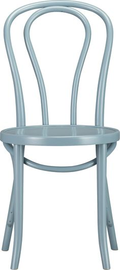 Vienna Sky Side Chair  | Crate