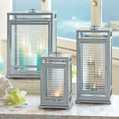 New Resort lantern collection! #PartyLiteCanada