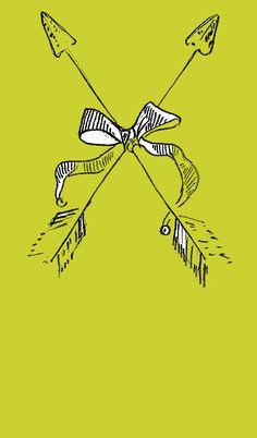 Bows and Pi Phi arrows