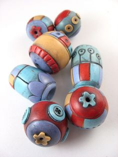 Circus Toys 7 by artybecca, via Flickr