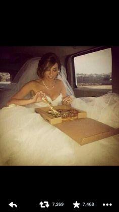 Me on my wedding day!