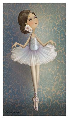 """""""Tiny Dancer"""" Nina de San"""