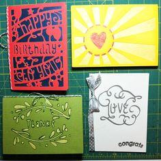 Cricut Simple Cards