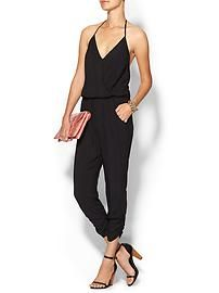 Eight Sixty Rayon Easy Romper