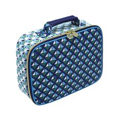 Almost too pretty to carry your lunch, the Tory Burch Lunch Bag, from the Neiman Marcus + Target collection. #Holiday24