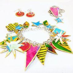 jewelry tutorials, arti crafti, diy fashion, crafti stuff, card jewelri, craft idea, necklac, gifts, gift cards