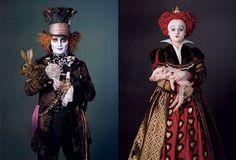 costumes...