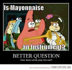 Better question…