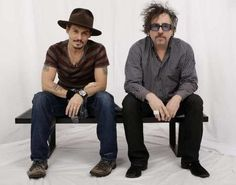 Johnny Depp and Tim Burton: Two of the film industry's greatest minds