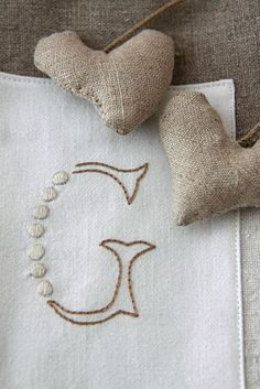 Modern Country embroidery