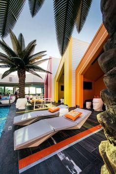 Mattise Beach Club by Oldfield Knott Architects | Inspirationist