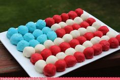 Fun idea for the Fourth of July