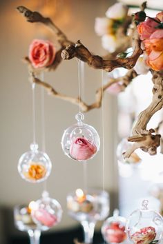 Rose ornaments are such an exquisite detail. Producer/Designer: Amazáe Special Events Wedding Reception Venue: Rosewood Sandhill Resorts Wedding Photographer: Jerry Yoon Photography Wedding Flowers: Nicole Ha Designs