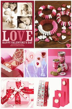 Inspiration Board: For Your Valentine