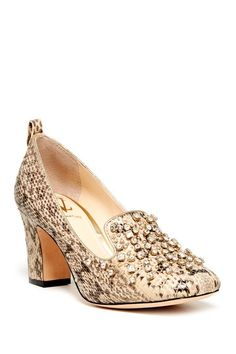 Danielle Loafer Pump by Vince Camuto Signature on @HauteLook